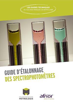 Téléchargez le livre :  Guide d'étalonnage des spectrophotomètres