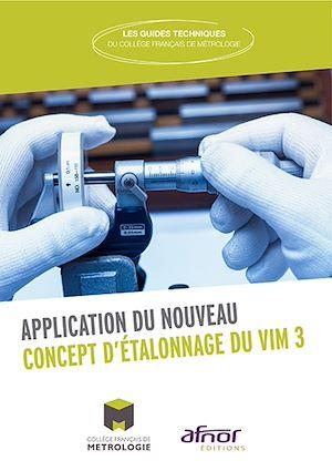 Téléchargez le livre :  Application du nouveau concept d'étalonnage du VIM 3
