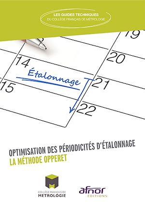 Téléchargez le livre :  Optimisation des périodicités d'étalonnage