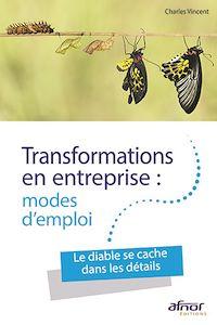 Télécharger le livre : Transformations en entreprise : modes d'emploi