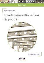 Télécharger le livre :  Pratique des grandes réservations dans les poutres