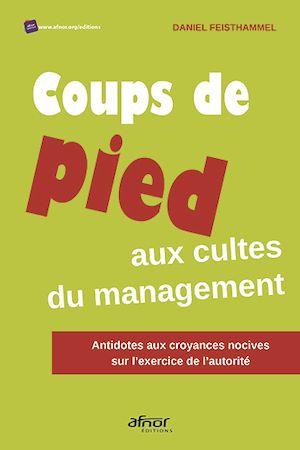 Téléchargez le livre :  Coups de pied aux cultes du management