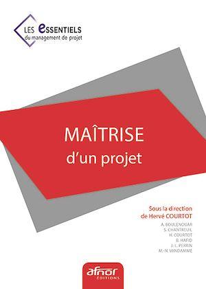 Téléchargez le livre :  Maîtrise d'un projet