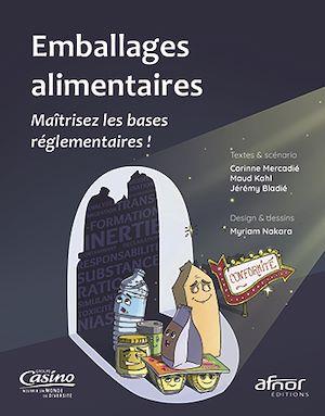 Téléchargez le livre :  Emballages alimentaires