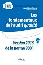 Télécharger le livre :  Les fondamentaux de l'audit qualité
