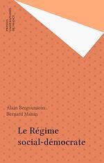 Télécharger le livre :  Le Régime social-démocrate
