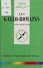 Télécharger cet ebook : Les Gallo-Romains