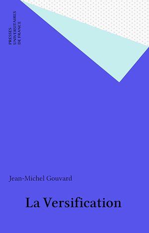 Téléchargez le livre :  La Versification
