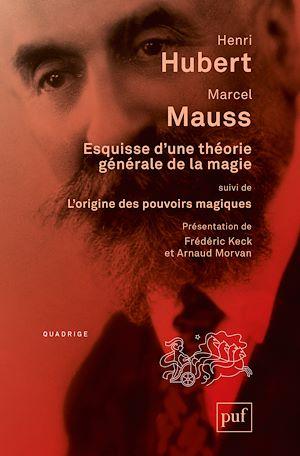 Téléchargez le livre :  Esquisse d'une théorie générale de la magie