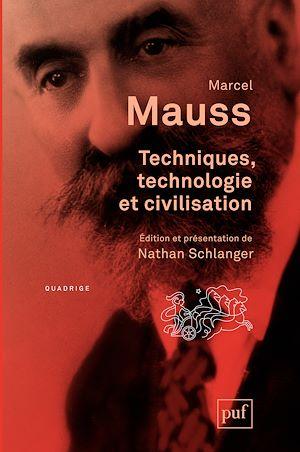 Téléchargez le livre :  Techniques, technologie et civilisation