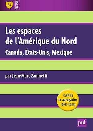 Téléchargez le livre :  Les espaces de l'Amérique du Nord