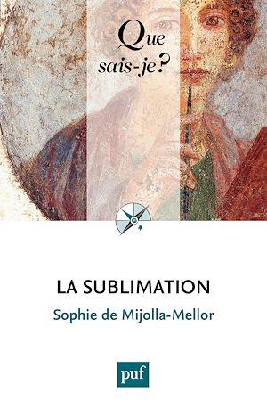 Téléchargez le livre :  La sublimation