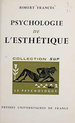 Télécharger le livre :  Psychologie de l'esthétique