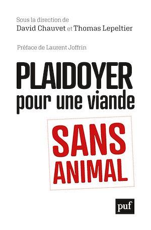 Téléchargez le livre :  Plaidoyer pour une viande sans animal