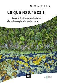 Télécharger le livre : Ce que Nature sait