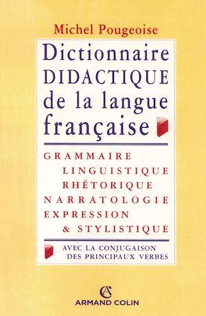 Téléchargez le livre :  Dictionnaire didactique de la langue française