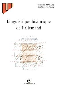 Linguistique historique de l'allemand