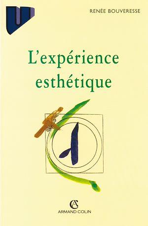 Téléchargez le livre :  L'expérience esthétique