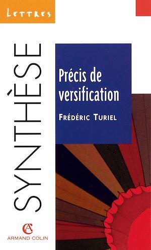 Téléchargez le livre :  Précis de versification