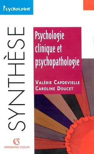 Téléchargez le livre :  Psychologie clinique et psychopathologie