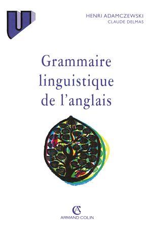 Téléchargez le livre :  Grammaire linguistique de l'anglais