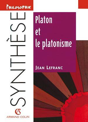 Téléchargez le livre :  Platon et le platonisme