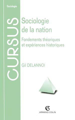 Téléchargez le livre :  Sociologie de la nation