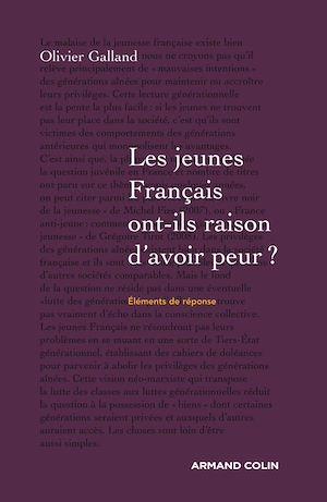 Téléchargez le livre :  Les jeunes Français ont-ils raison d'avoir peur ?