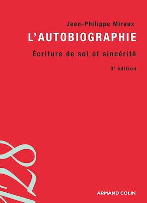 Téléchargez le livre :  L'autobiographie