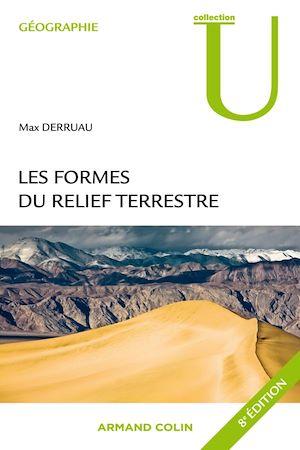 Téléchargez le livre :  Les formes du relief terrestre