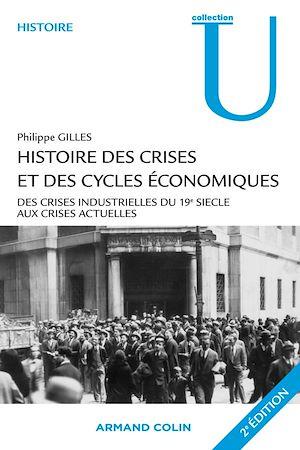 Téléchargez le livre :  Histoire des crises et des cycles économiques
