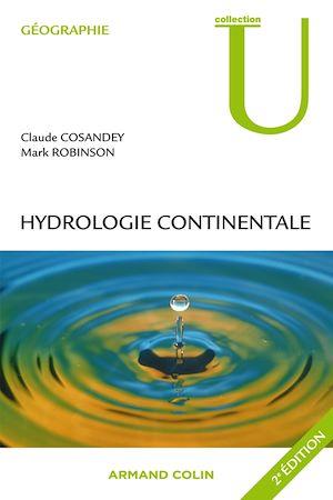 Téléchargez le livre :  Hydrologie continentale