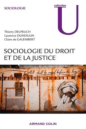 Téléchargez le livre :  Sociologie du droit et de la justice