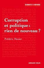 Télécharger le livre :  Corruption et politique : rien de nouveau ?