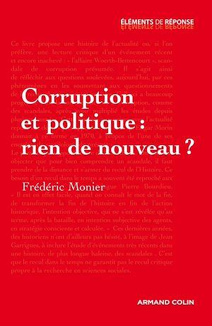 Téléchargez le livre :  Corruption et politique : rien de nouveau ?