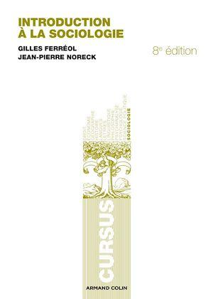 Téléchargez le livre :  Introduction à la sociologie