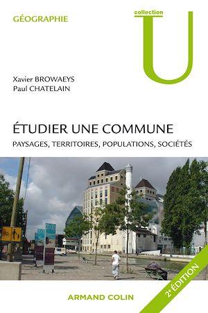 Téléchargez le livre :  Étudier une commune