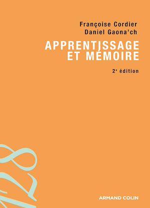 Téléchargez le livre :  Apprentissage et mémoire