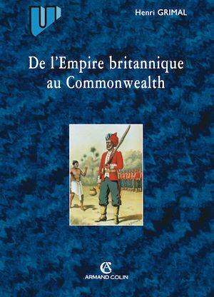 Téléchargez le livre :  De l'Empire britannique au Commonwealth