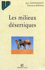 Télécharger le livre :  Les milieux désertiques