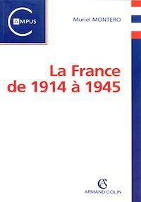 La France de 1914 à 1945