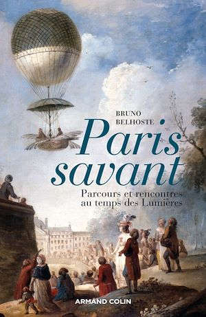Téléchargez le livre :  Paris savant