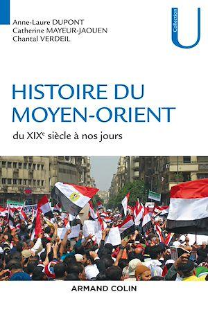 Téléchargez le livre :  Histoire du Moyen-Orient