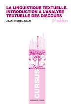 Télécharger le livre :  La linguistique textuelle