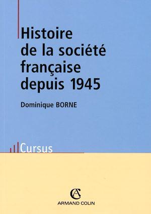 Téléchargez le livre :  Histoire de la société française depuis 1945