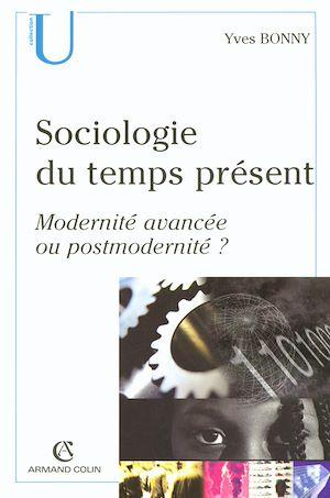 Téléchargez le livre :  Sociologie du temps présents