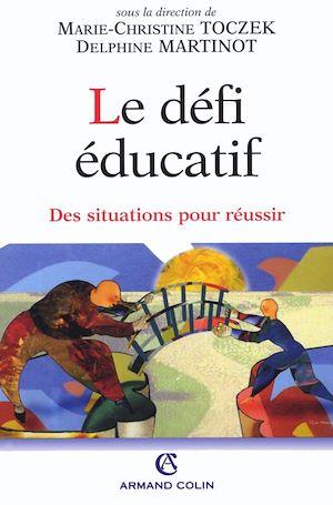 Téléchargez le livre :  Le défi éducatif