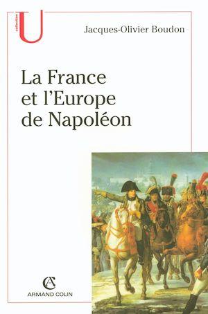 Téléchargez le livre :  La France et l'Europe de Napoléon