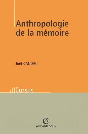 Téléchargez le livre :  Anthropologie de la mémoire