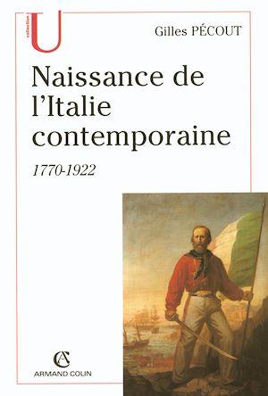 Téléchargez le livre :  Naissance de l'Italite contemporaine